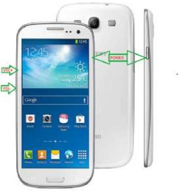 How to hard reset SAMSUNG GALAXY S3 | hard reset tips for SAMSUNG GALAXY S3