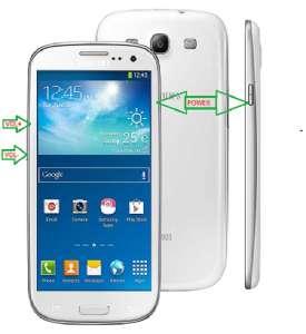 hard reset Galaxy S3