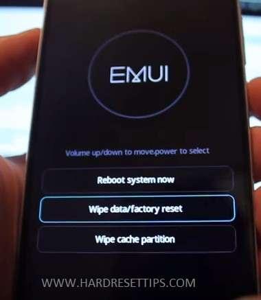 Hard reset Huawei m860 and unlock m860 pattern lock - Hard Reset Tips