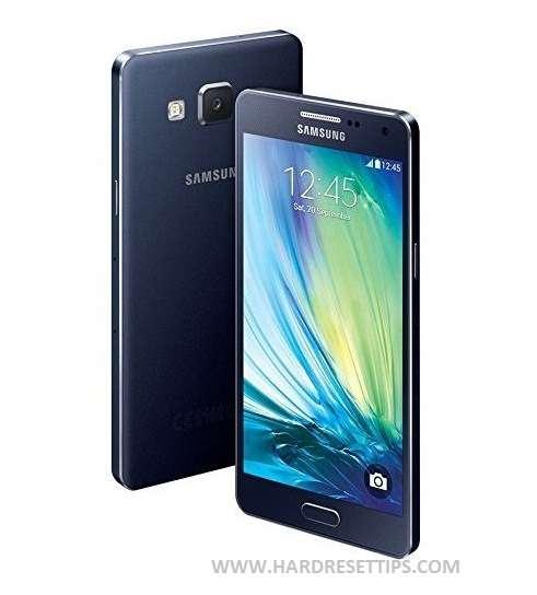 reset Samsung Galaxy A5