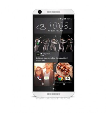 Hard reset htc desire 626s | Fix htc 626s freezing problem