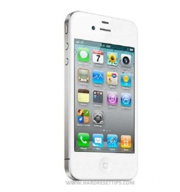 How to unlock iPhone 4s or how to restore iPhone 4s factory settings