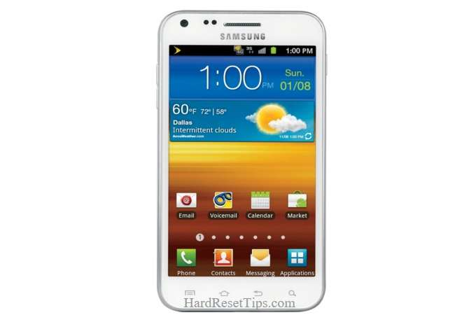 Factory reset Galaxy S2: hard reset to unlock Galaxy pattern lock easily