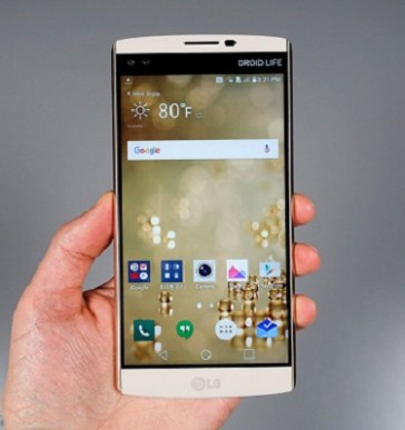 LG V10 5 Common Problem and Properly Solution